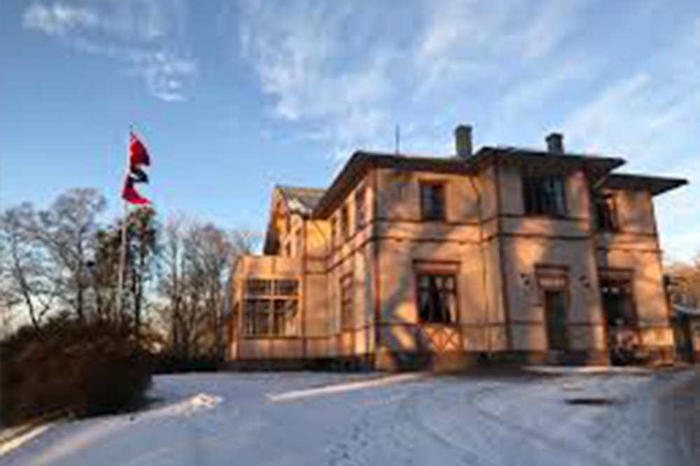 EC julelunsj 6. desember på Horten Sjømilitære Samfund