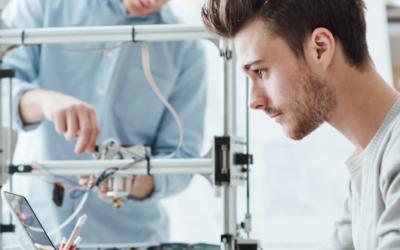 Masterstudenter søker industri-praksis i sommerferien