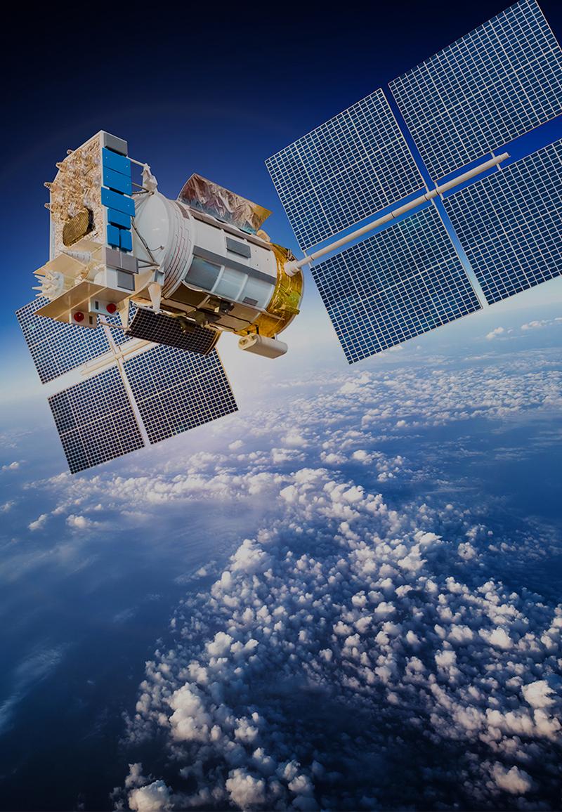 electronic coast satellite